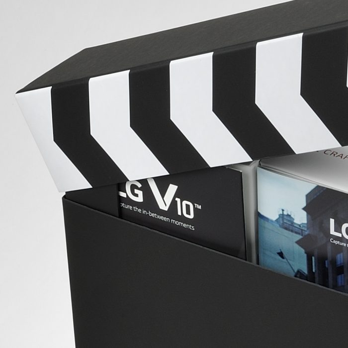 LG V10 – VIP Launch Kit