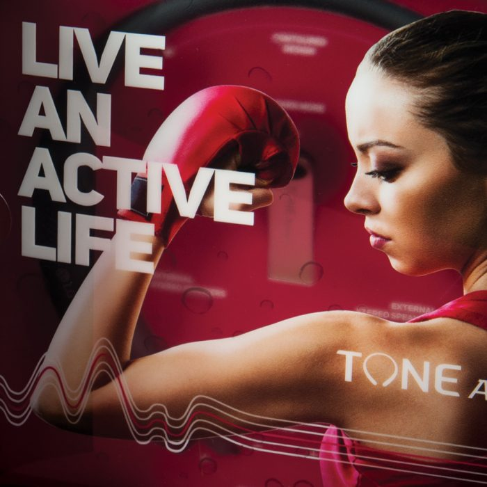 LG Tone Active VIP Launch Kit
